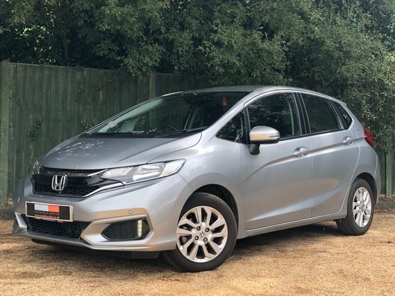 used Honda Jazz 1.3 i-VTEC SE Navi CVT (s/s) 5dr in in-dorset