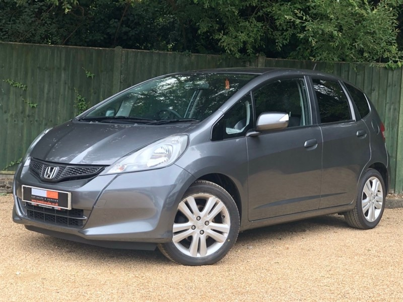 used Honda Jazz i-VTEC ES Plus 5dr in in-dorset