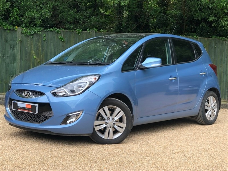 used Hyundai ix20 Style 5dr in in-dorset