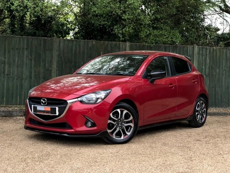 used Mazda Mazda2 Sport Black (s/s) 5dr in in-dorset
