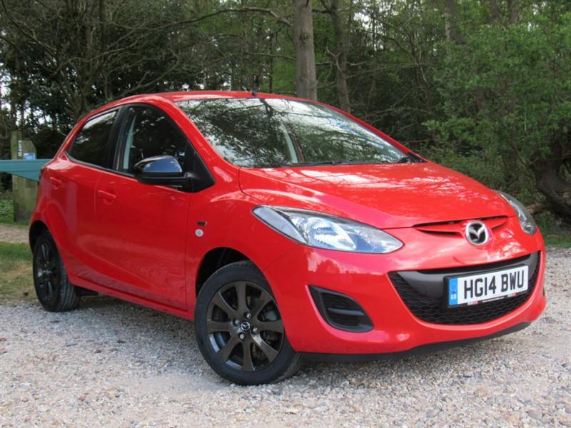 used Mazda Mazda2 1.3 Colour Edition 5dr in in-dorset