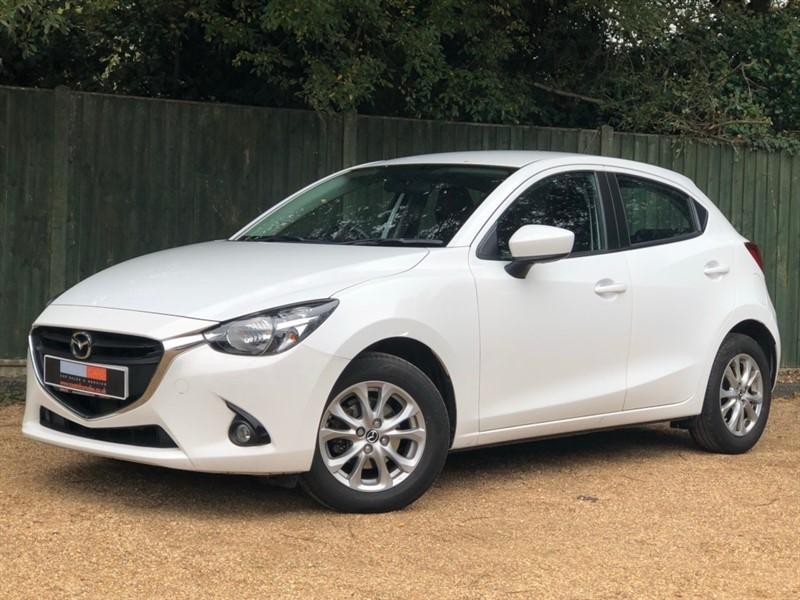 used Mazda Mazda2 SE-L (s/s) 5dr in in-dorset