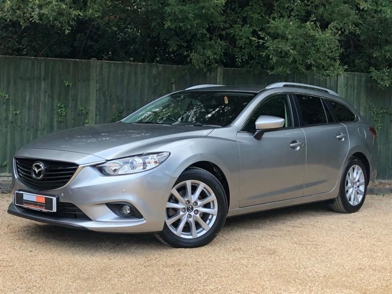 used Mazda Mazda6 TD SKYACTIV-D SE-L Tourer 5dr in in-dorset