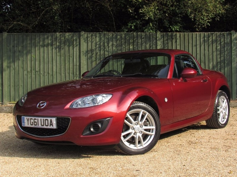used Mazda MX-5 SE Roadster 2dr in in-dorset