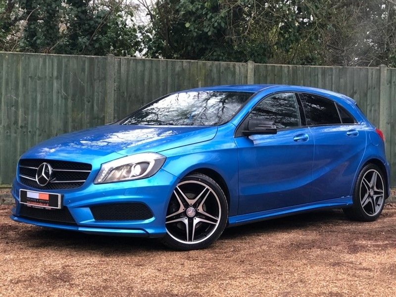 used Mercedes A180 CDI A Class AMG Sport 5dr in in-dorset