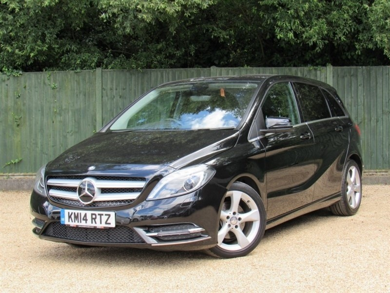 used Mercedes B180 CDI B Class Sport 7G-DCT 5dr in in-dorset