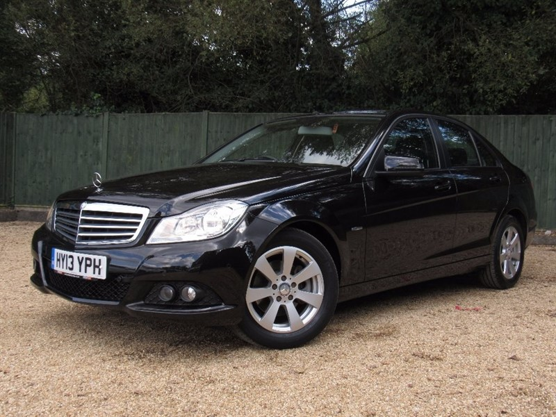 used Mercedes C180 C Class BlueEFFICIENCY SE 7G-Tronic 4dr in in-dorset