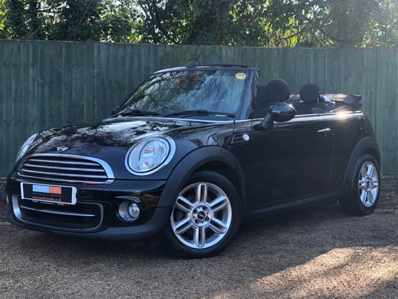 used MINI Convertible Cooper 2dr in in-dorset