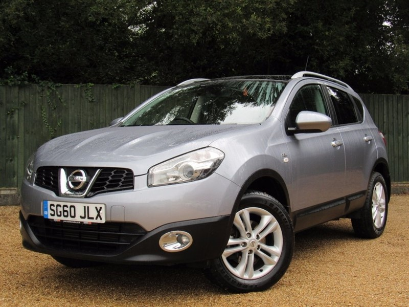 used Nissan Qashqai dCi N-TEC 2WD 5dr in in-dorset