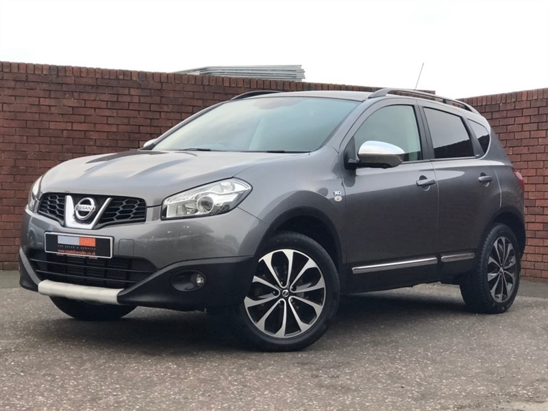 used Nissan Qashqai dCi 360 5dr in in-dorset