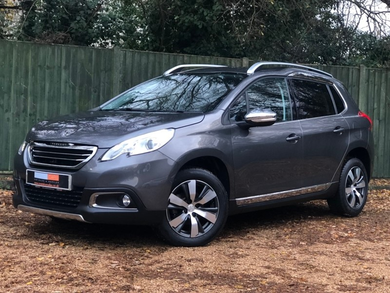 used Peugeot 2008 BlueHDi Allure (s/s) 5dr in in-dorset