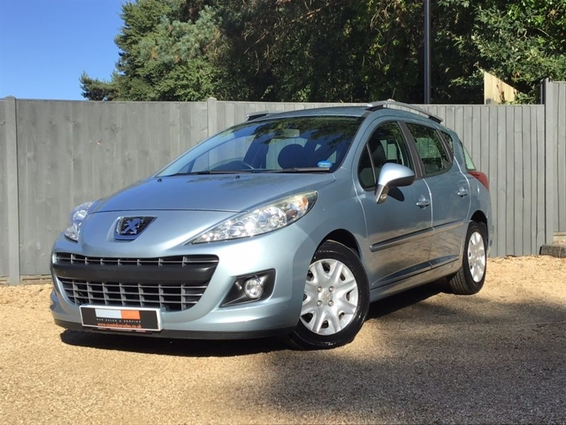 used Peugeot 207 SW VTi Active 5dr in in-dorset