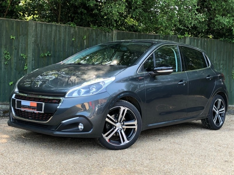 used Peugeot 208 PureTech GT Line (s/s) 5dr in in-dorset