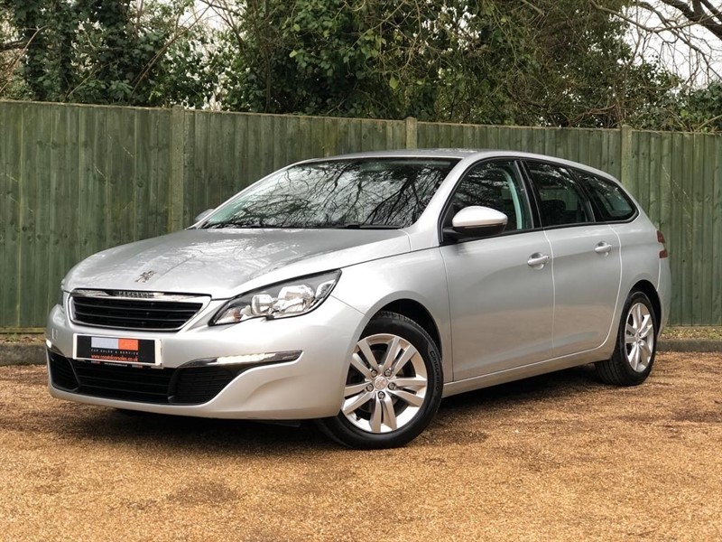 used Peugeot 308 SW BlueHDi Active (s/s) 5dr in in-dorset