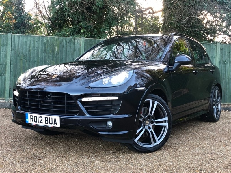 used Porsche Cayenne V8 GTS Tiptronic S AWD 5dr in in-dorset
