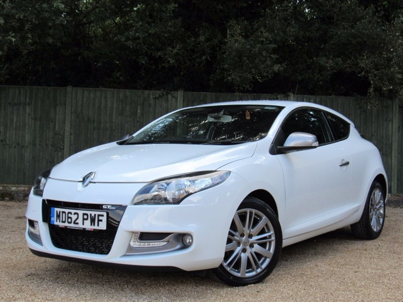 used Renault Megane dCi GT Line 3dr (start/stop, Tom Tom) in in-dorset