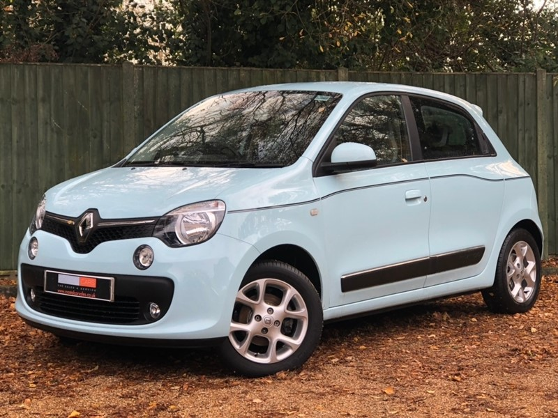 used Renault Twingo TCe ENERGY Dynamique (s/s) 5dr in in-dorset