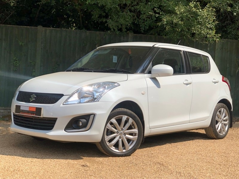 used Suzuki Swift 1.2 SZ3 4x4 5dr in in-dorset