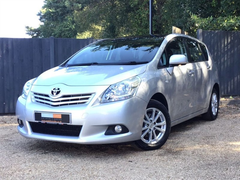 used Toyota Verso V-Matic TR 5dr (7 Seats) in in-dorset