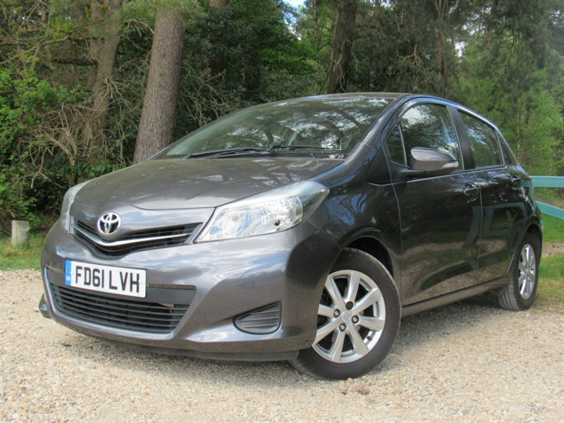 used Toyota Yaris D-4D TR 5dr in in-dorset