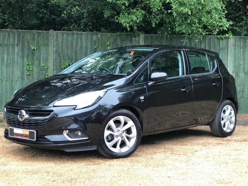 used Vauxhall Corsa i ecoFLEX SRi 5dr in in-dorset