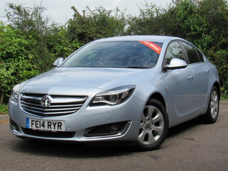 used Vauxhall Insignia CDTi ecoFLEX SRi 5dr (start/stop) in in-dorset