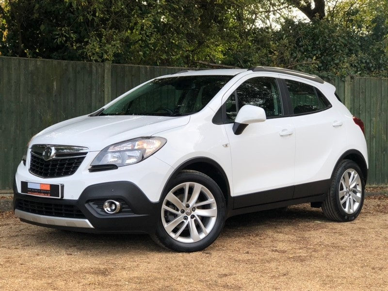 used Vauxhall Mokka i Exclusiv (s/s) 5dr in in-dorset
