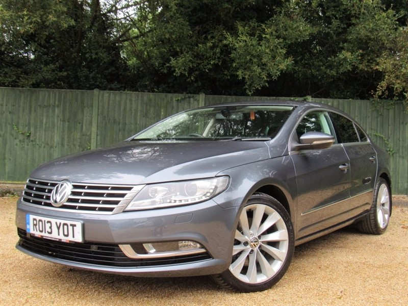 used VW CC TDI BlueMotion Tech GT 4dr in in-dorset