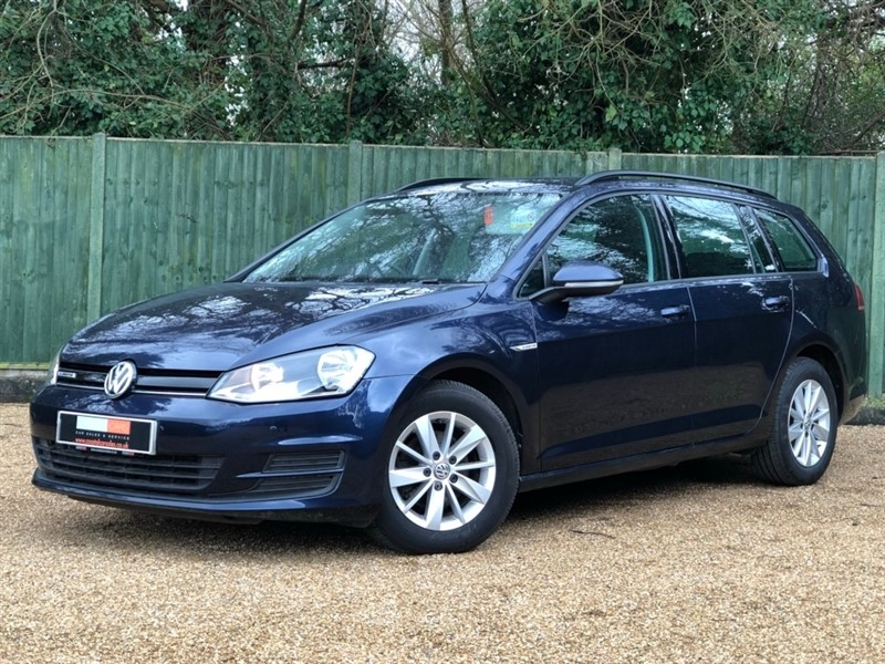 used VW Golf TDI BlueMotion 5dr in in-dorset
