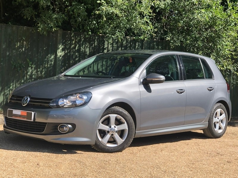 used VW Golf TDI BlueMotion Tech 5dr in in-dorset