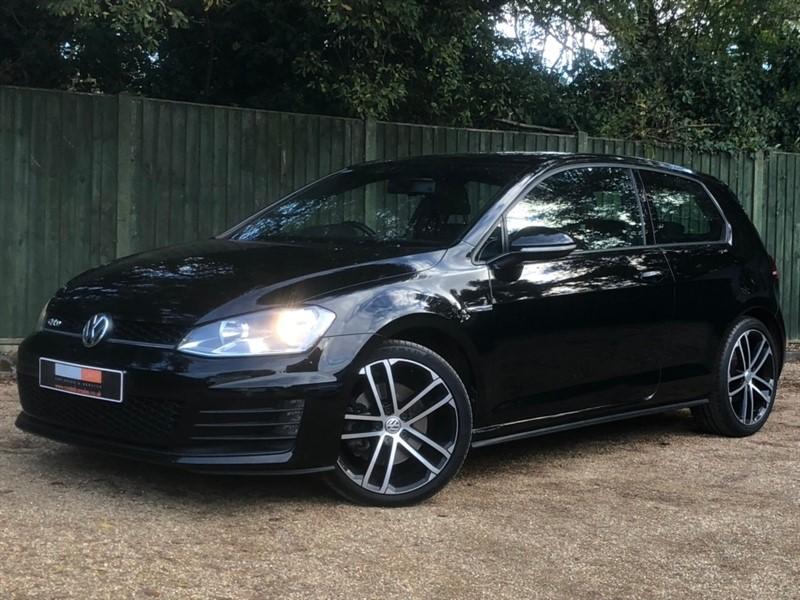 used VW Golf TDI BlueMotion Tech GTD 3dr in in-dorset