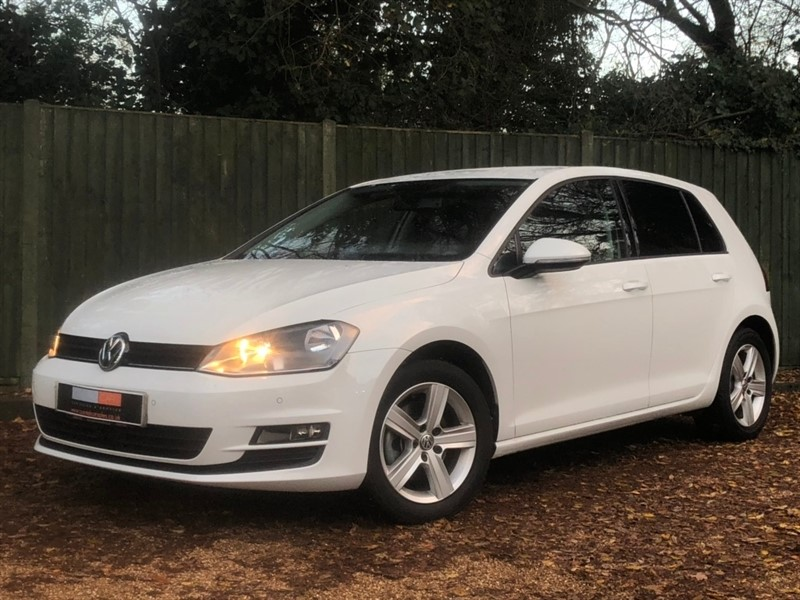 used VW Golf TSI BlueMotion Tech Match DSG (s/s) 5dr in in-dorset