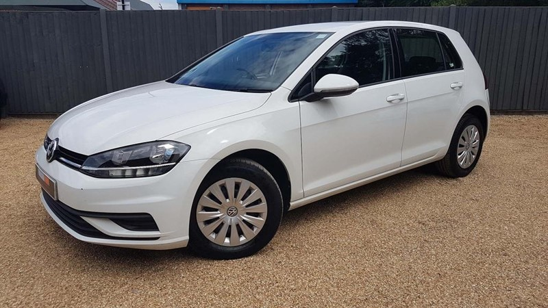 used VW Golf TSI BlueMotion Tech S (s/s) 5dr in in-dorset