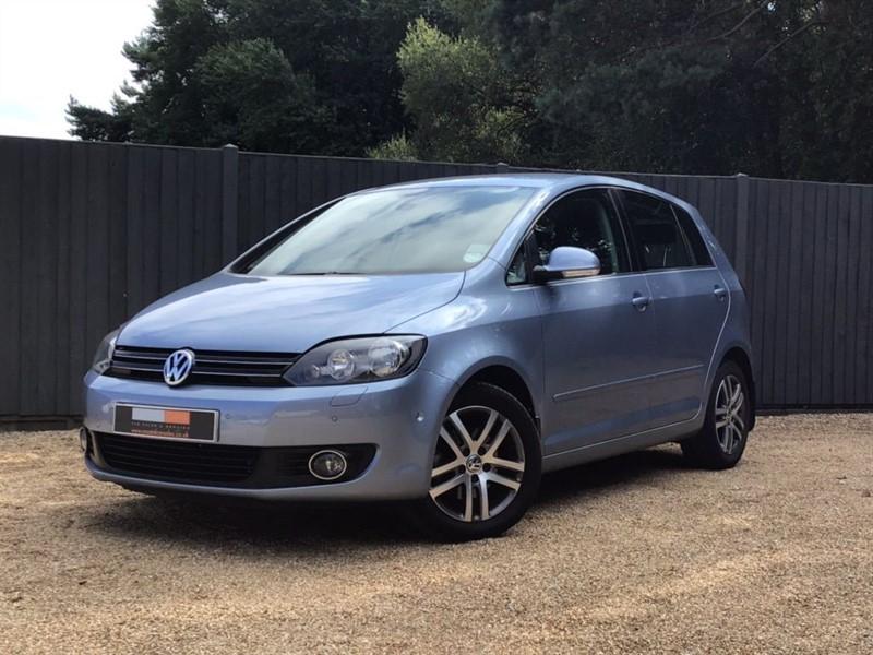 used VW Golf Plus TDI SE 5dr in in-dorset