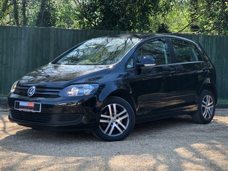 used VW Golf Plus TDI SE DSG 5dr in in-dorset