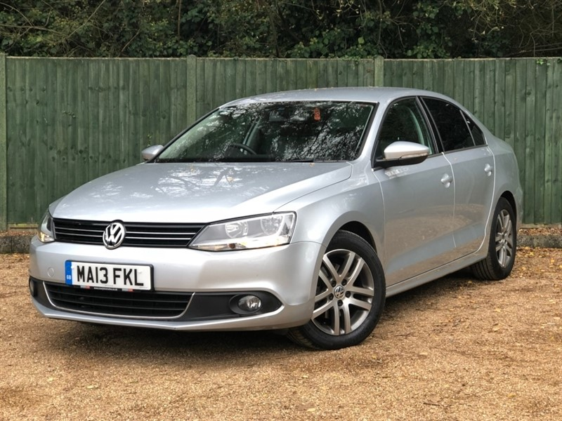 used VW Jetta TDI BlueMotion Tech Sport DSG 4dr in in-dorset