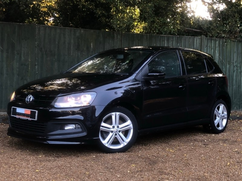 used VW Polo R-Line 5dr in in-dorset