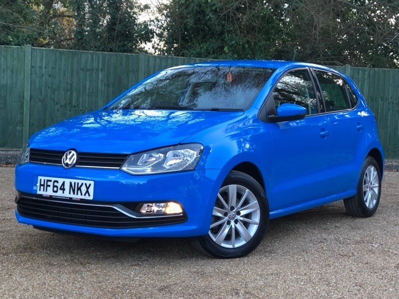 used VW Polo TSI BlueMotion Tech SE Hatchback 5dr (start/stop) in in-dorset