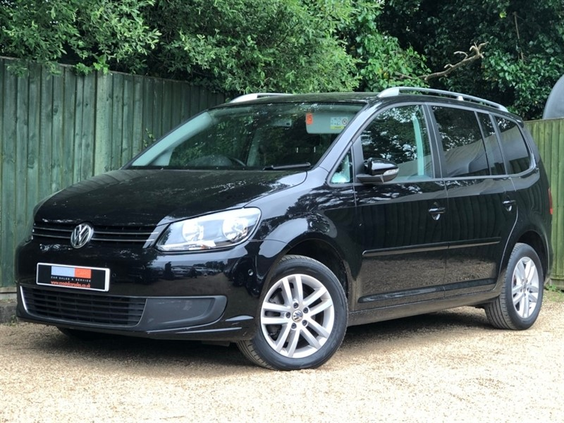 used VW Touran TDI BlueMotion Tech SE (s/s) 5dr in in-dorset
