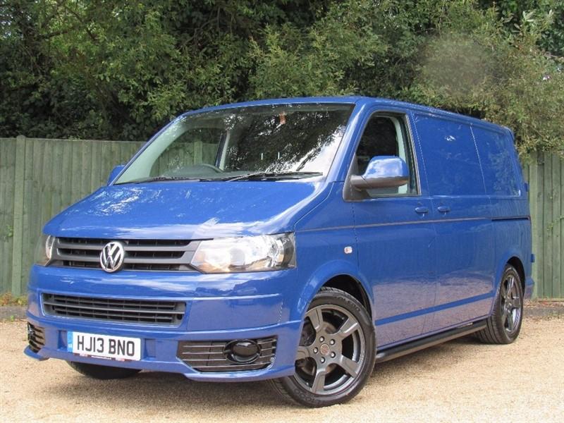 used VW Transporter TDI T28 Panel Van 4dr (SWB) in in-dorset