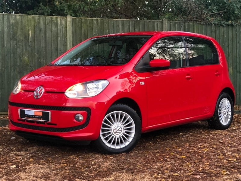 used VW Up High up! 5dr in in-dorset