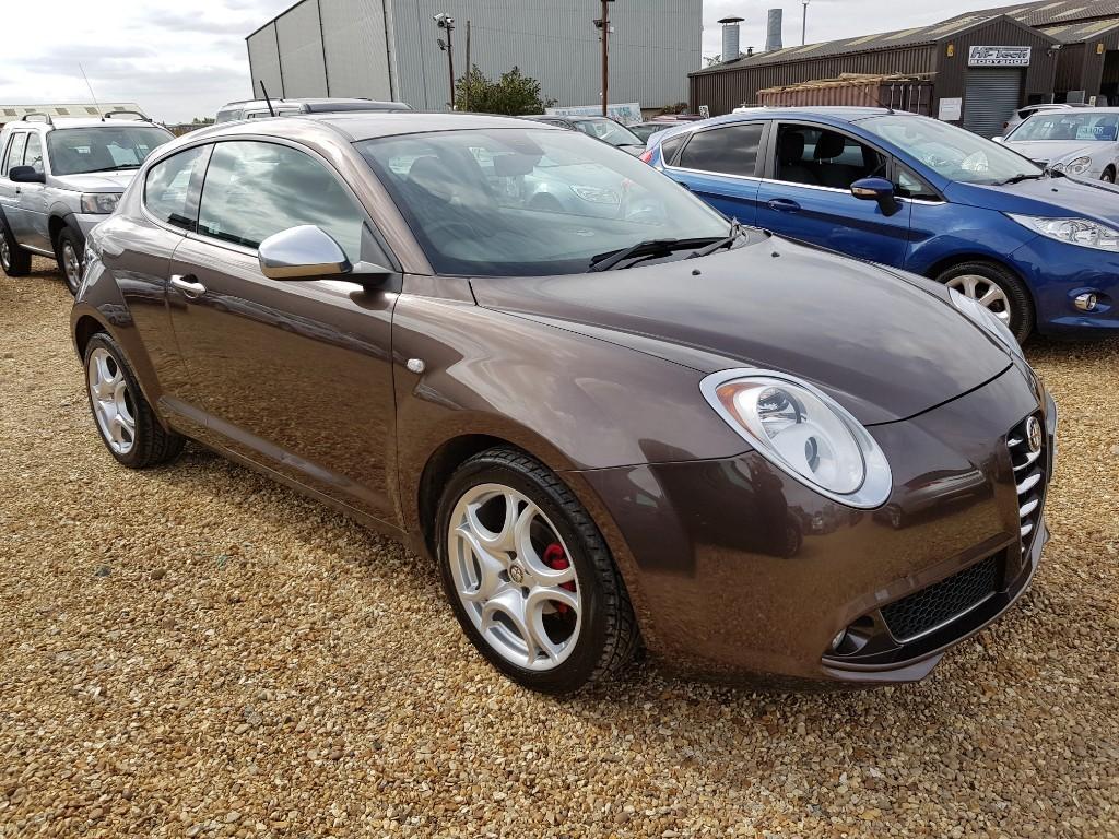 Used Alfa Romeo Mito For Sale Cambridgeshire - Alfa romeo mito for sale