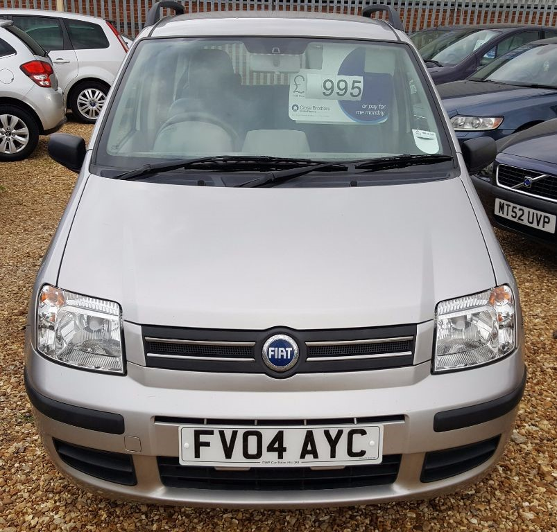used grey fiat panda for sale cambridgeshire. Black Bedroom Furniture Sets. Home Design Ideas