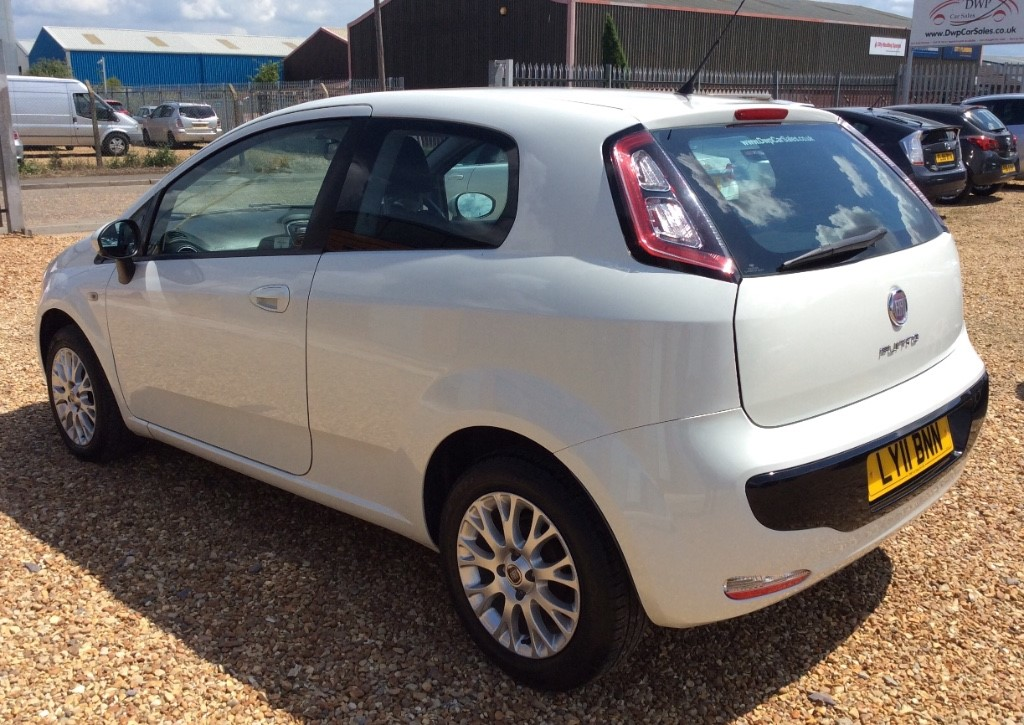 Used Fiat Punto Evo For Sale | Cambridgeshire