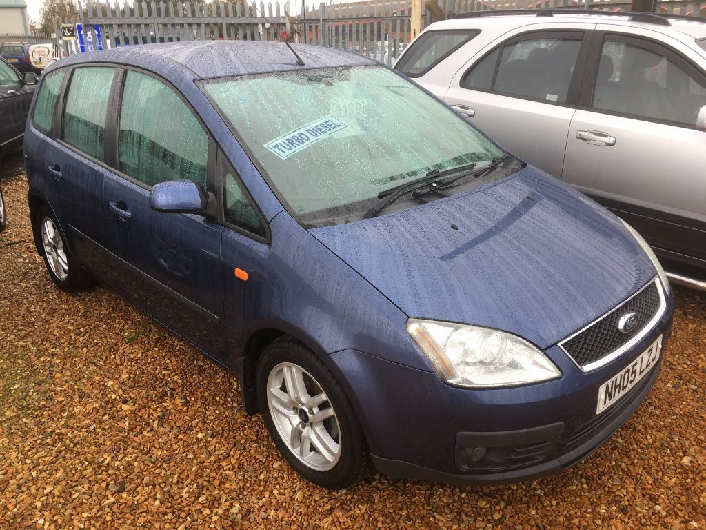 used blue ford focus c max for sale cambridgeshire. Black Bedroom Furniture Sets. Home Design Ideas