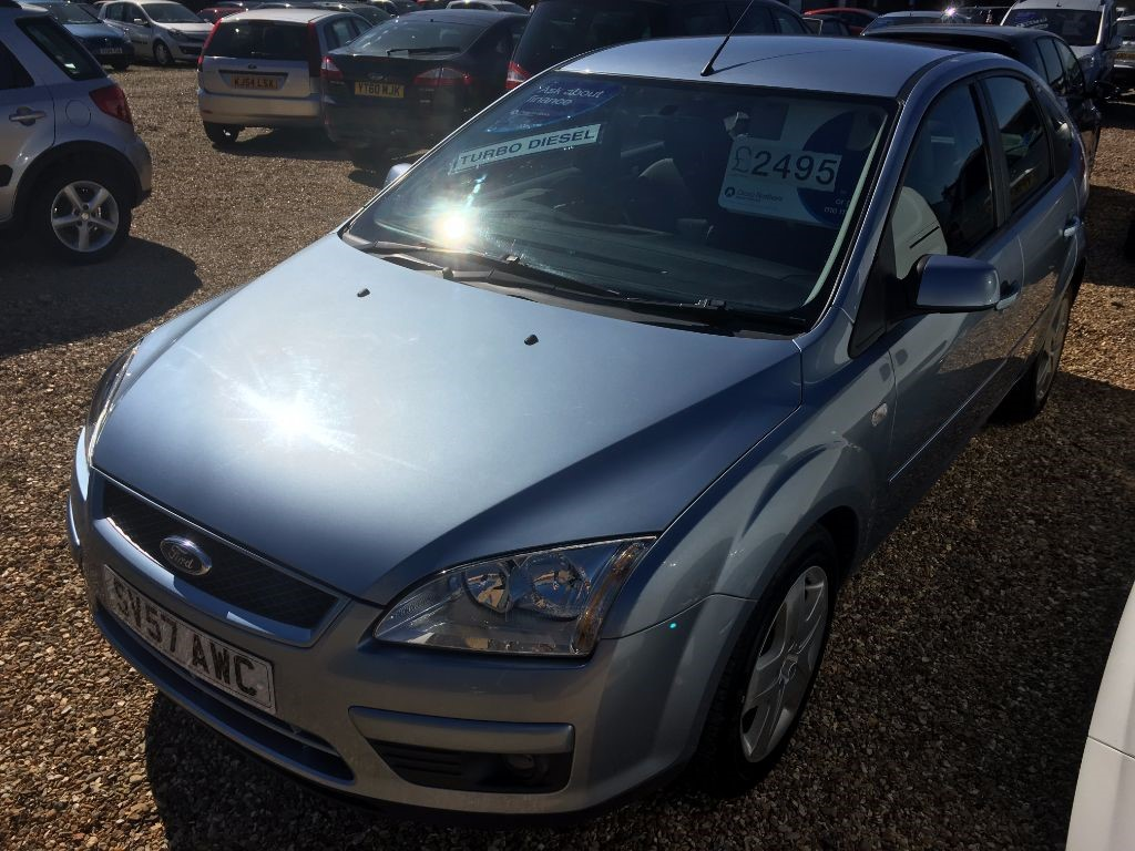 used blue ford focus for sale cambridgeshire. Black Bedroom Furniture Sets. Home Design Ideas