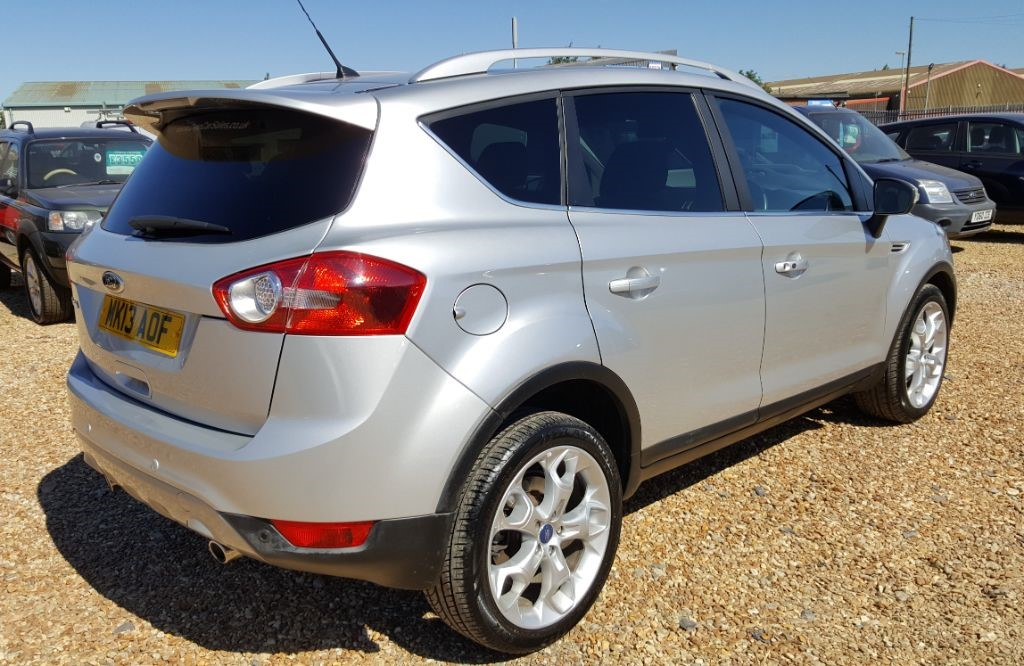 used silver ford kuga for sale cambridgeshire. Black Bedroom Furniture Sets. Home Design Ideas