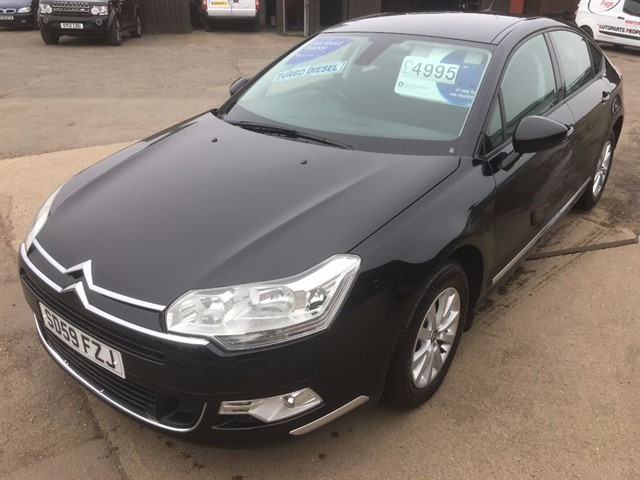 Citroen C5 for sale