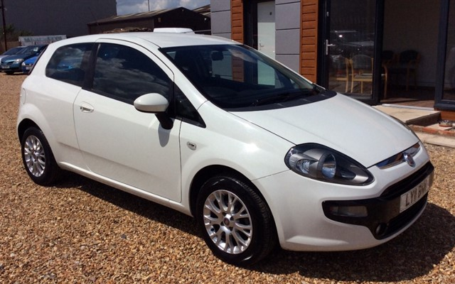 Fiat Punto Evo for sale