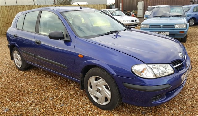 Nissan Almera for sale